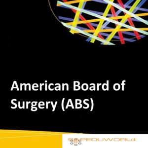 American Board of Surgery (ABS)