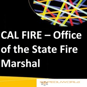 CAL FIRE ? Office of the State Fire Marshal