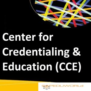 Center for Credentialing & Education (CCE)