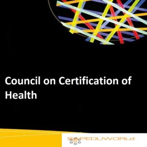 Council on Certification of Health