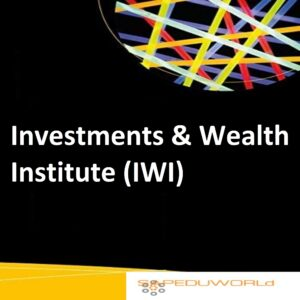 Investments & Wealth Institute (IWI)