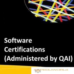 Software Certifications (Administered by QAI)